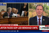 Schiff: Hearing about undermining Clinton...