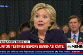 Clinton lauds diplomatic security guards