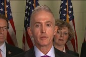 Gowdy on what he learned today
