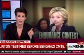 Benghazi committee partisanship unprecedented
