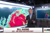 Strongest hurricane ever nears Mexico