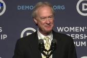 Democrat drops out of 2016 race