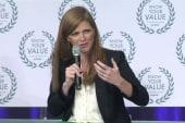 Samantha Power on work-life balance