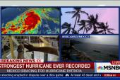 Hurricane Patricia expected to make landfall