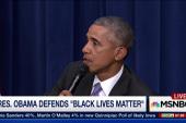 Pres. Obama's criminal justice reform push