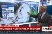 Historic storm to make landfall