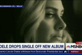 Adele drops single for first time in 3 years
