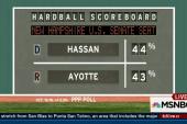 Scoreboard: NH US Senate Seat