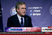 Struggling Jeb Bush cuts back