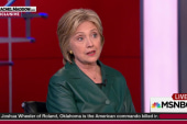 Clinton holds out hope for GOP cooperation