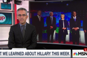 What we learned about Hillary this week