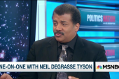 Neil Degrasse Tyson on StarTalk, faith and...