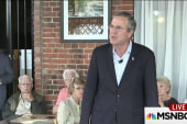 Bush campaign makes major cutbacks
