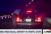 Black drivers disproportionately stopped