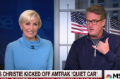The Morning Joe panel discusses the 'quiet...