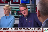 Joe: Why can't Jeb handle Trump's attacks?