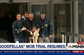 'Goodfellas' trial comes to life