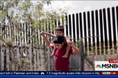 First-hand look at Mexican border fence
