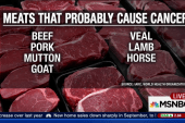 New report links processed meat to cancer