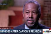 Carson dominates Iowa polls, but can it last?