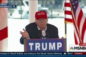 Trump questions Carson's religion