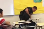 Violent arrest of student caught on video