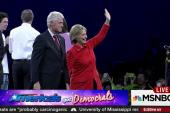 Dems make a splash at Iowa campaign event