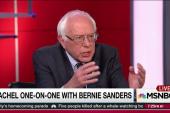 Sanders: Turnout key to Democratic victories