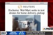 Major retailer considering drone deliveries