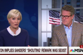 Mika: I know sexism; Clinton should know...