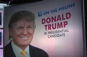 Trump: It's a possibility I won't make it