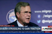 What has gone wrong in the Bush campaign?