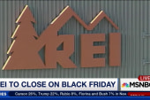 REI to close on Black Friday