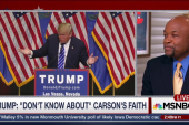 Trump Highlights Carson's Faith