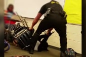 Widespread outrage over student's arrest