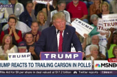 Trump begs Iowa for better poll numbers