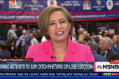 Hispanic activists tell GOP to ditch rhetoric