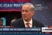 Pataki: Hillary Clinton's emails were hacked