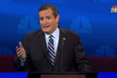 Ted Cruz: 'This is not a cage match'