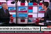 Rather hits faithless CBS on Bush scandal