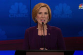 Fiorina: I am Clinton's 'worst nightmare'