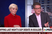 Joe: Let's talk about Jeb and the death watch
