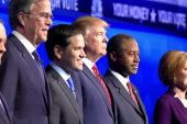 Fact-checking the GOP debate