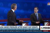 Rubio, Cruz big winners in GOP debate