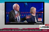 Hillary Clinton's dynamite beans