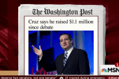 GOP candidates get post-debate fundraising...