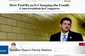 How will Ryan balance work and family?