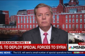 Graham: Isis will not be intimidated by this