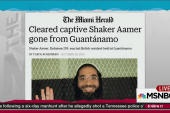 British resident released from Guantanamo