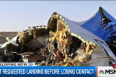 Officials dismiss terror claims for plane...